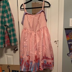 Disney Her Universe Dress Shop Fantasyland NWT lg